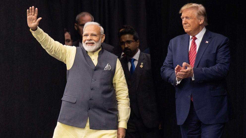 5 Dinge zu wissen über Präsident Trump ' s Reise nach Indien