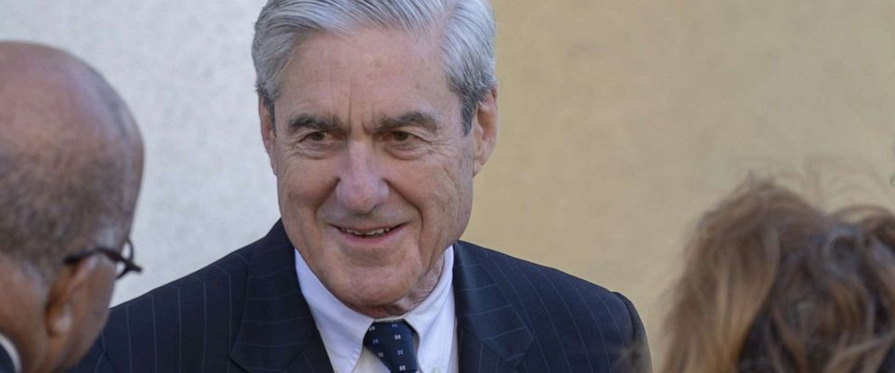 PHOTO: Special Counsel�Robert Mueller, March 24, 2019, in Washington, D.C.