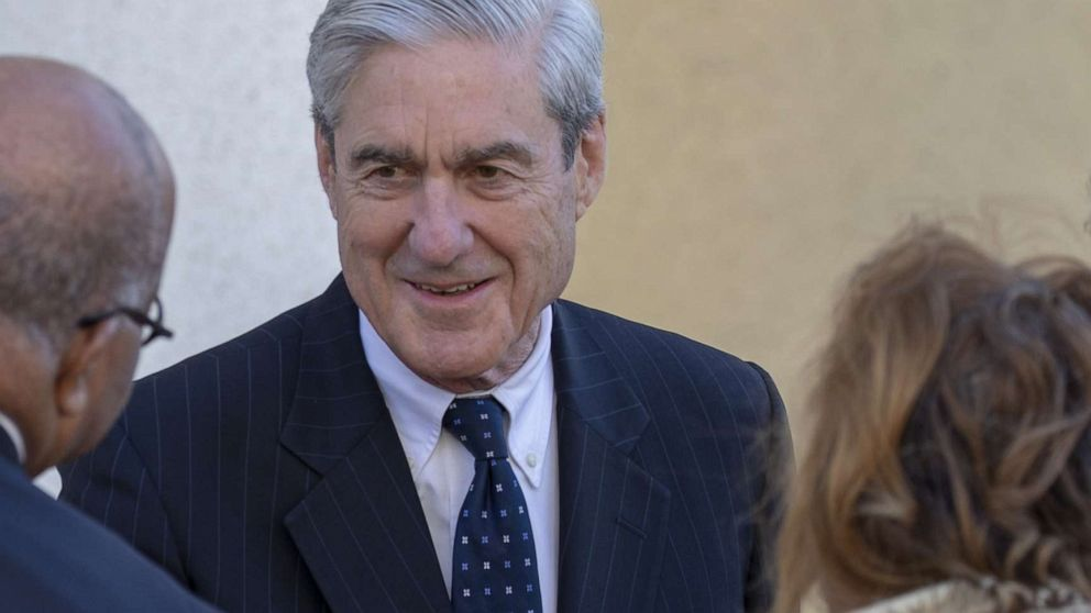 Special Counsel Robert Mueller, March 24, 2019, in Washington, D.C. Special counsel Robert Mueller has delivered his report on alleged Russian meddling in the 2016 presidential election to Attorney General William Barr.