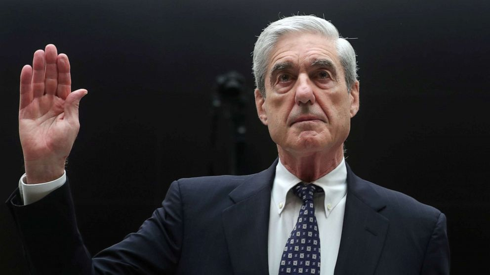 Partisan differences on impeachment remain after Mueller testimony: POLL thumbnail