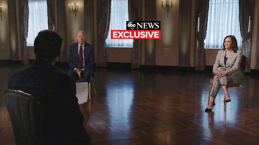 TRANSCRIPT: Joe Biden Kamala Harris' first joint interview with ABC's David Muir – ABC News
