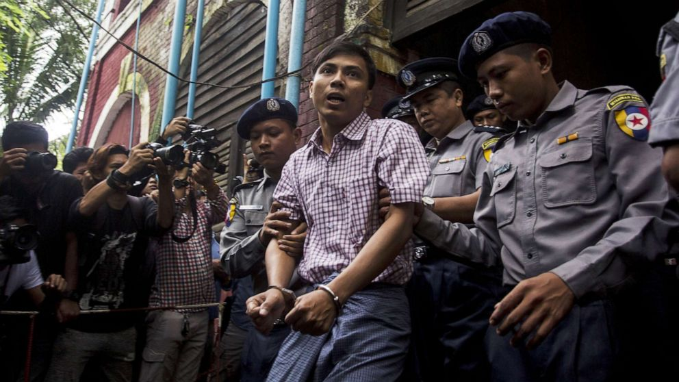 Congress steps in, once more, to fill Trump's silence on human rights in Myanmar
