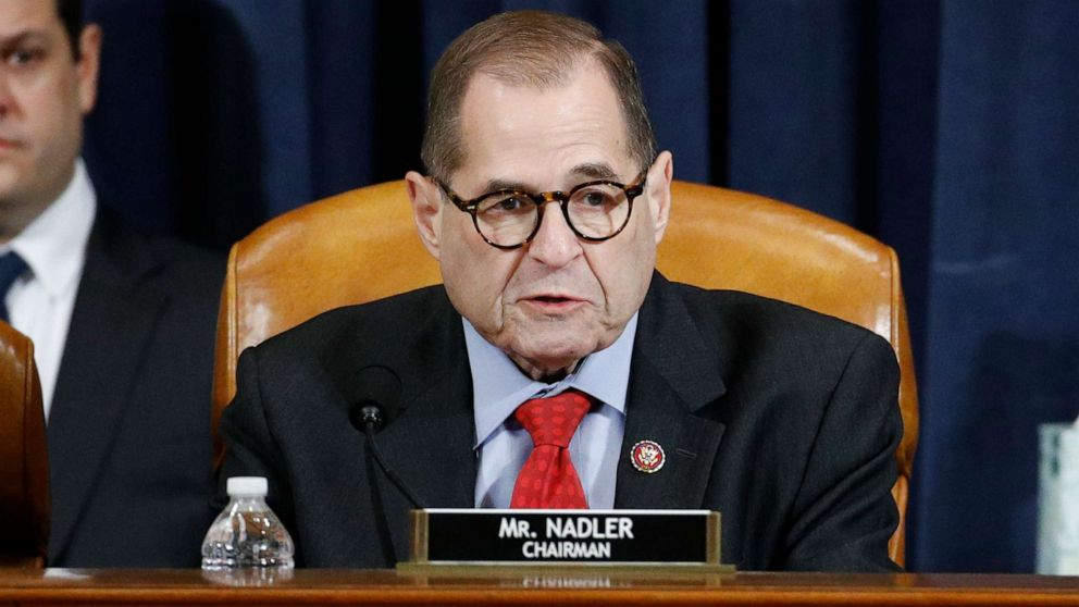 'This Week' Transcript 12-15-19: Rep. Jerrold Nadler, Rep. Adam Schiff, Sen. Ted Cruz