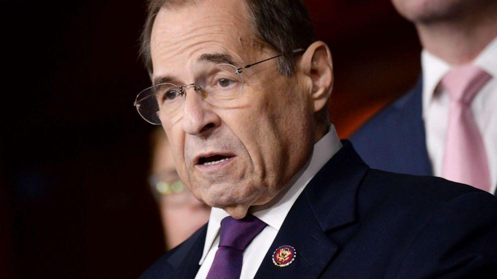 'Important' that Mueller investigation info get to Americans: Rep. Jerry Nadler thumbnail