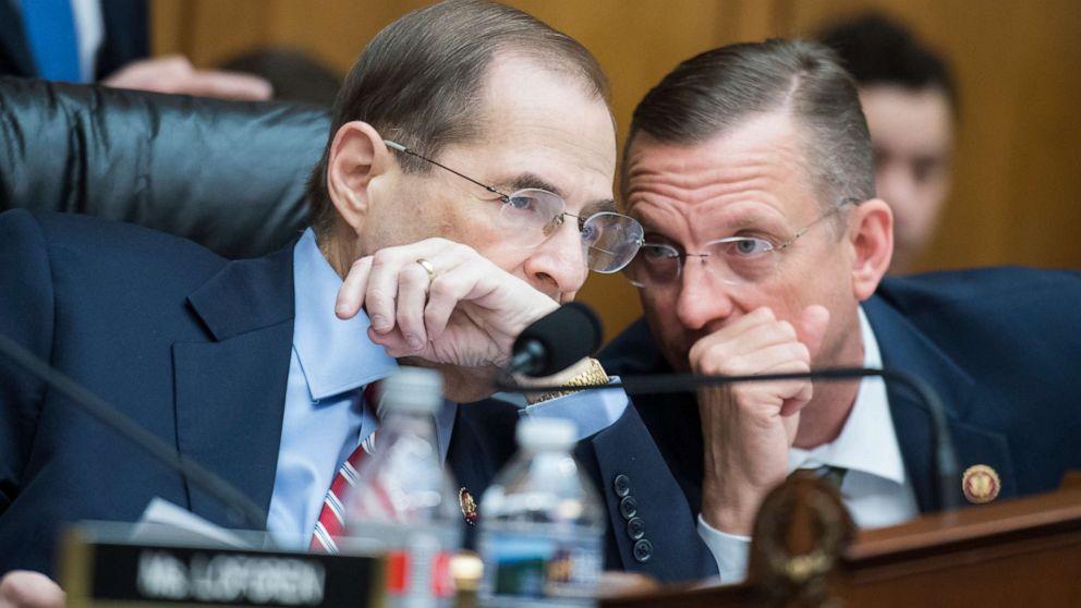 House Democrats authorize subpoenas for Mueller report