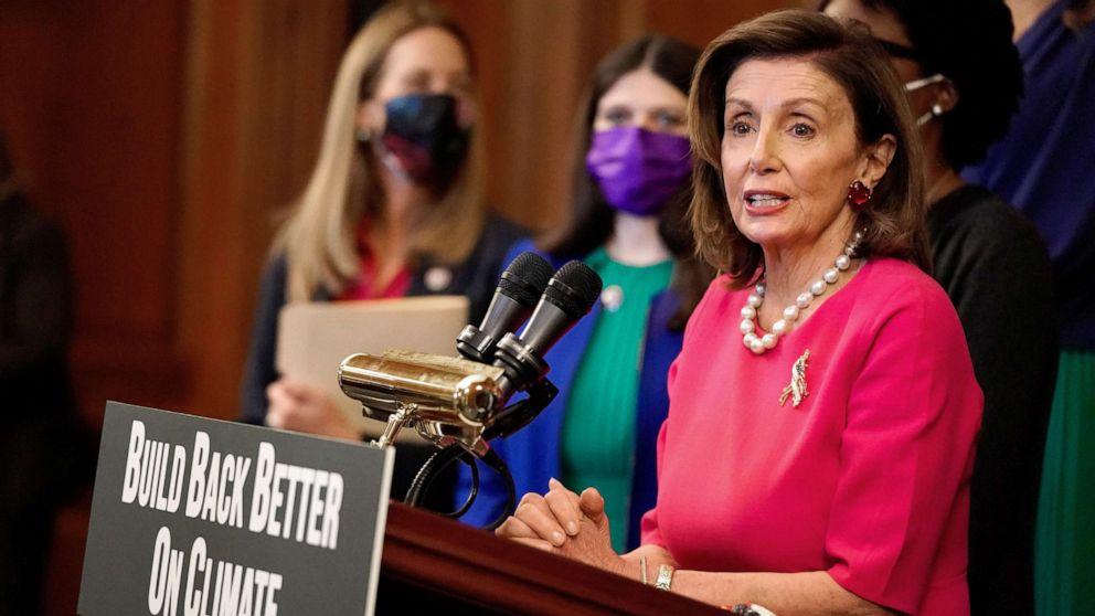 Progressive Democrats vow to defy Pelosi, vote no on infrastructure bill