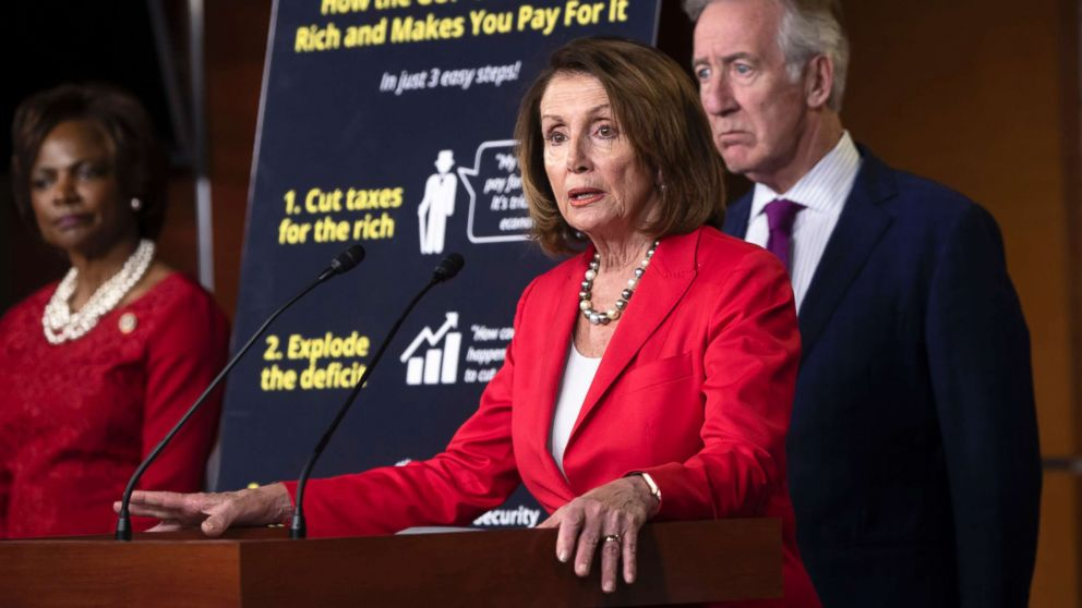 Mike Huckabee tweets photo of apparent gang he says is Nancy Pelosi's 'campaign committee'
