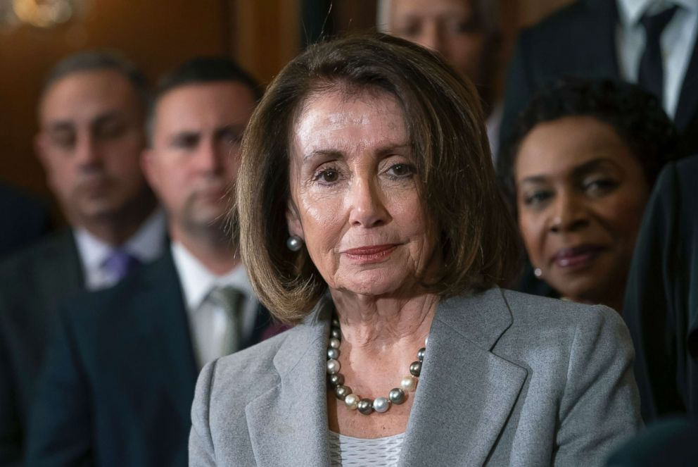 Trump appreciates Pelosi's 'statement against impeachment'