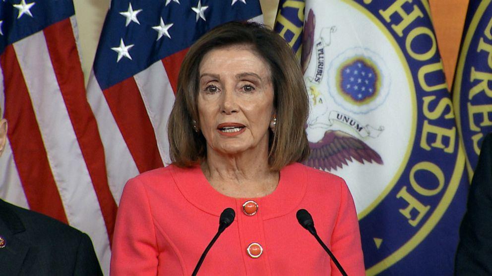 Trump Amtsenthebung live-updates: Pelosi-Namen Manager für Senats-Studie