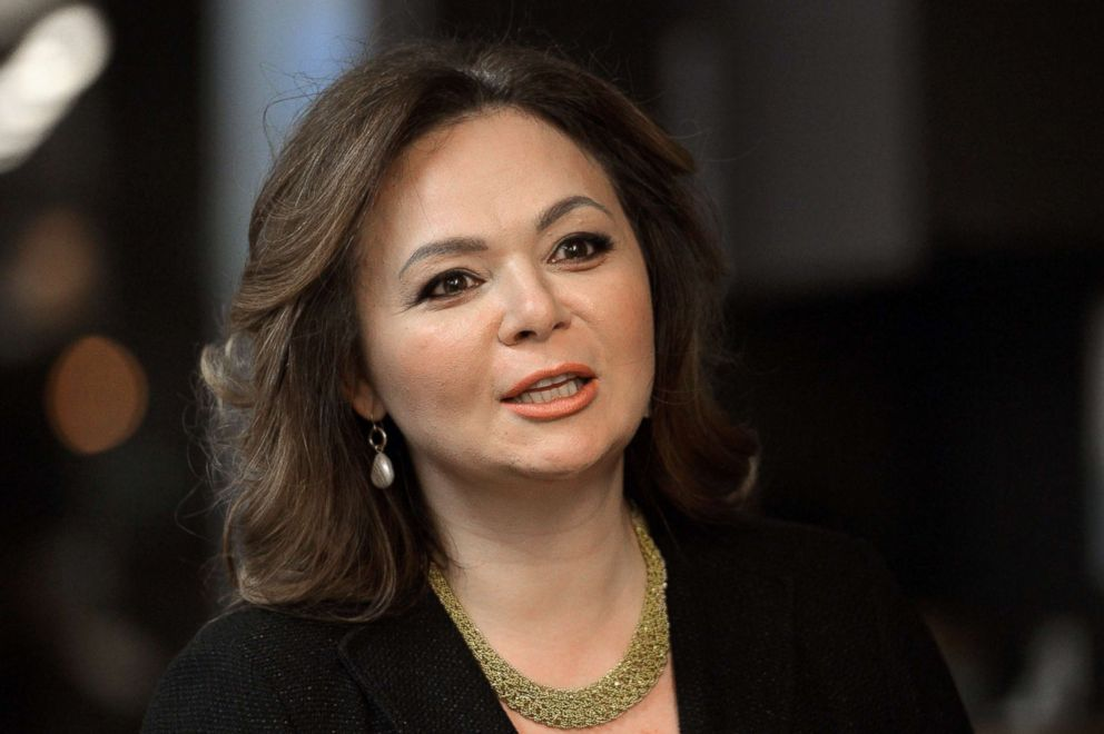 PHOTO: Russian lawyer Natalia Veselnitskaya speaks during an interview in Moscow, Nov. 8, 2016.