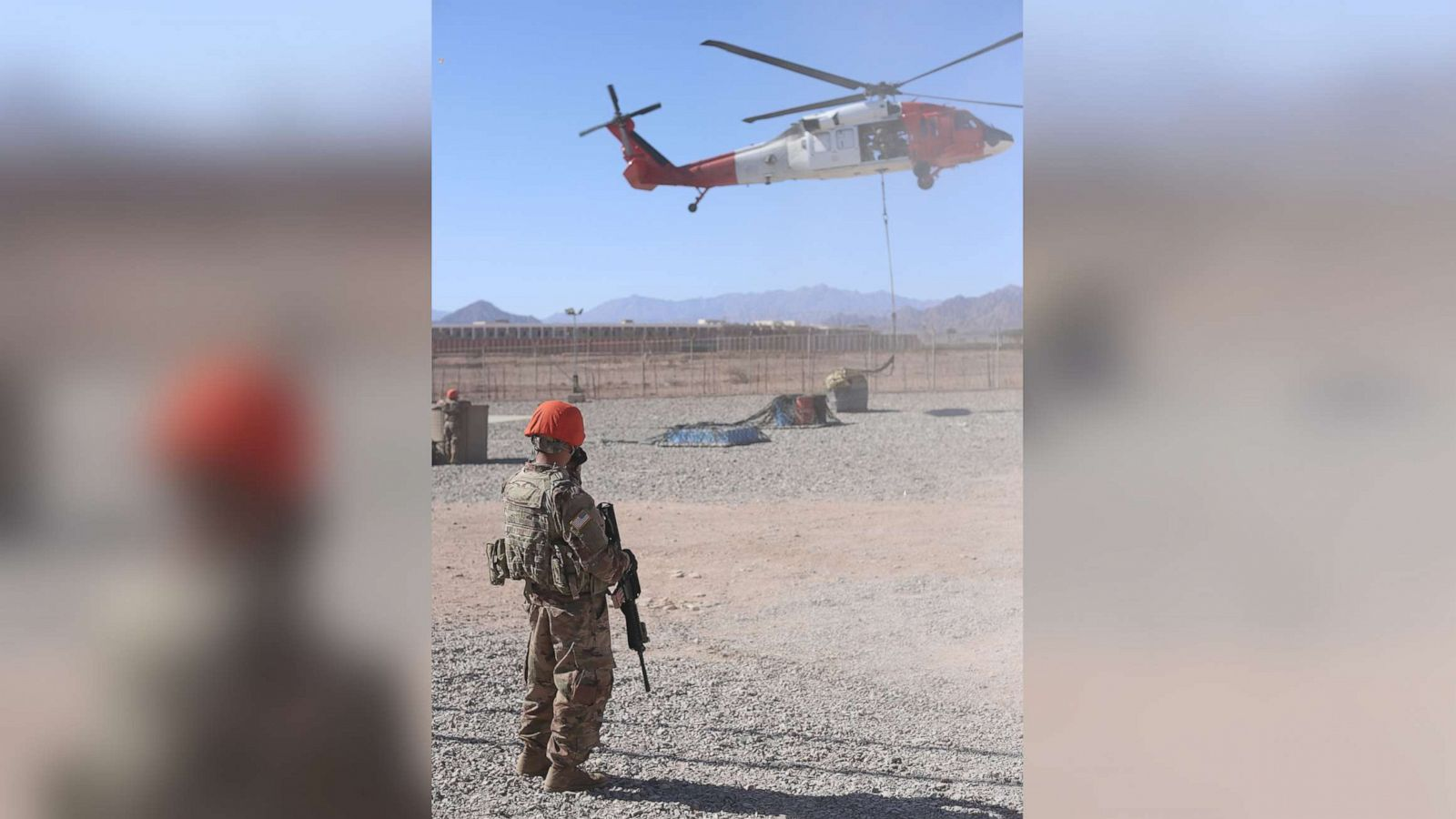 Seven Peacekeepers, Including Five Americans, Killed in Sinai Helicopter Crash
