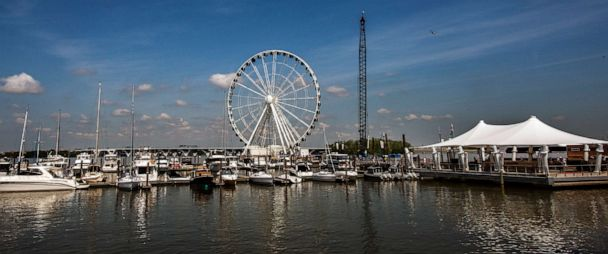 National Harbor Maryland >> Feds Charge Maryland Man Accused Of Plotting To Ram Stolen Truck