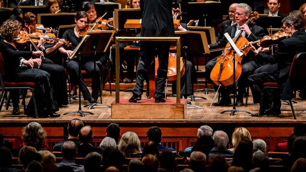 Kennedy Center, um mehr zu zahlen-National Symphony Orchestra, trotz 25 Millionen Dollar in Hilfe