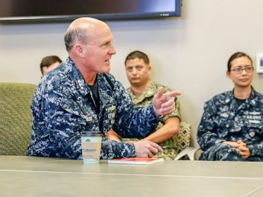 Trump nominates 3-star admiral to lead the Navy after Senate-confirmed pick retired
