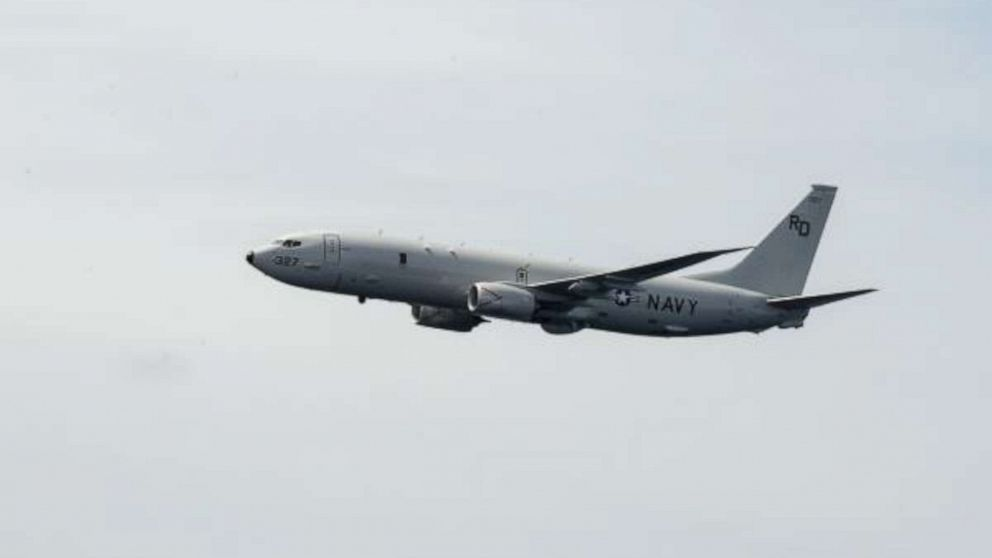 Navy plane buzzed by Russian fighter over international waters thumbnail