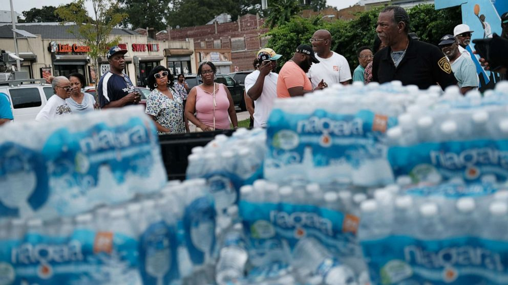 Newark city officials distributed expired water bottles amid lead fears thumbnail
