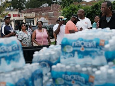 Newark city officials distributed expired water bottles amid lead fears
