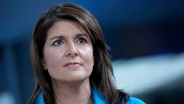 Rex Tillerson and John Kelly push back against recruitment claims by former UN Ambassador Nikki Haley