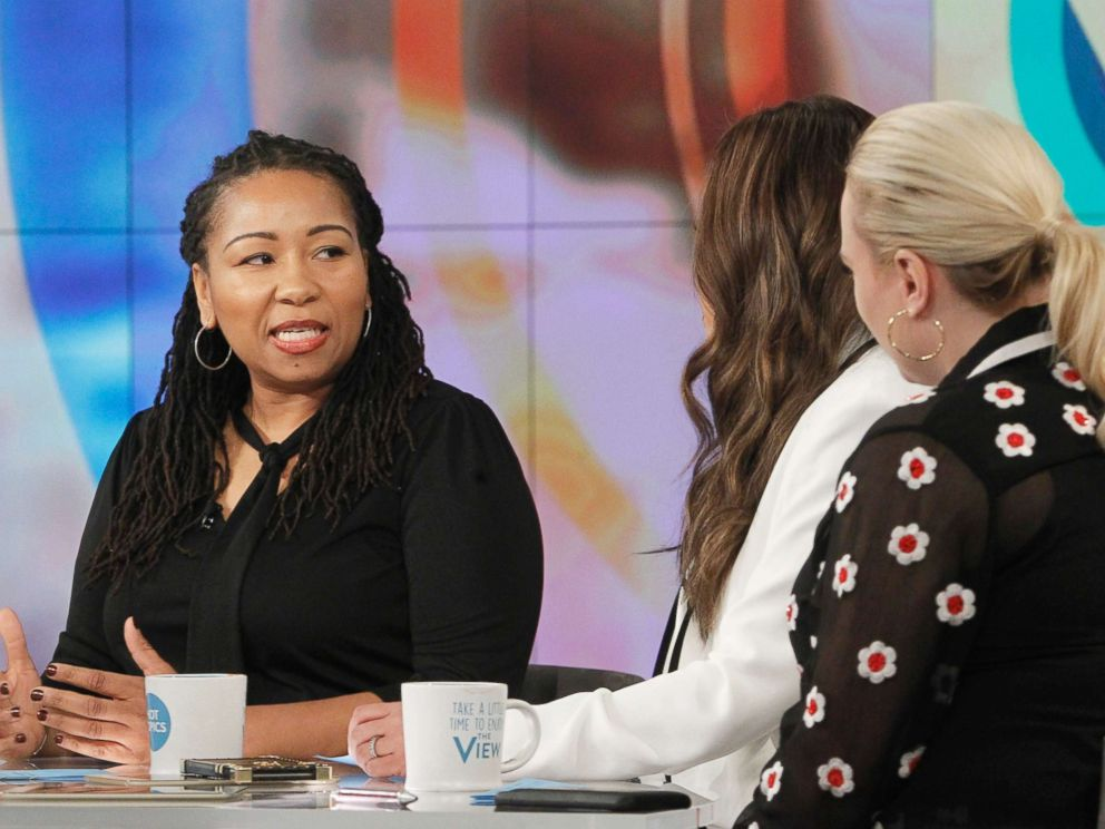 PHOTO: Walker spoke about the Charlottesville protests and where her city is headed on The View.