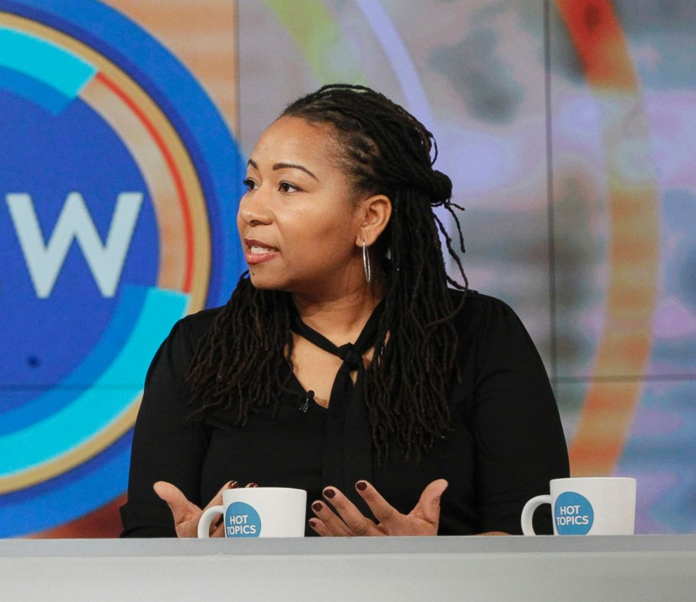"""PHOTO: Walker spoke about the Charlottesville protests and where her city is headed on """"The View."""""""