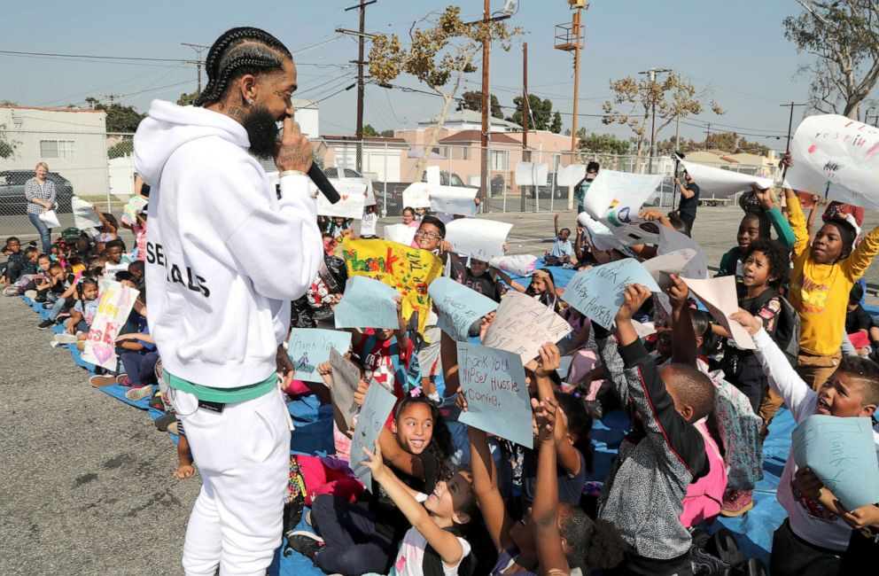 Nipsey Hussle's legacy through the eyes of his brother, Los Angeles