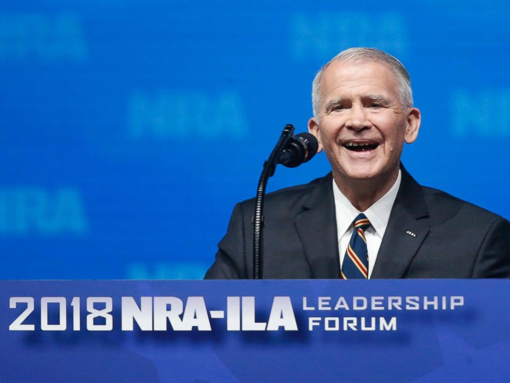 NRA president resigns amid turmoil with OKC agency