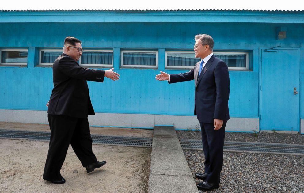 PHOTO: North and South Korea Summit
