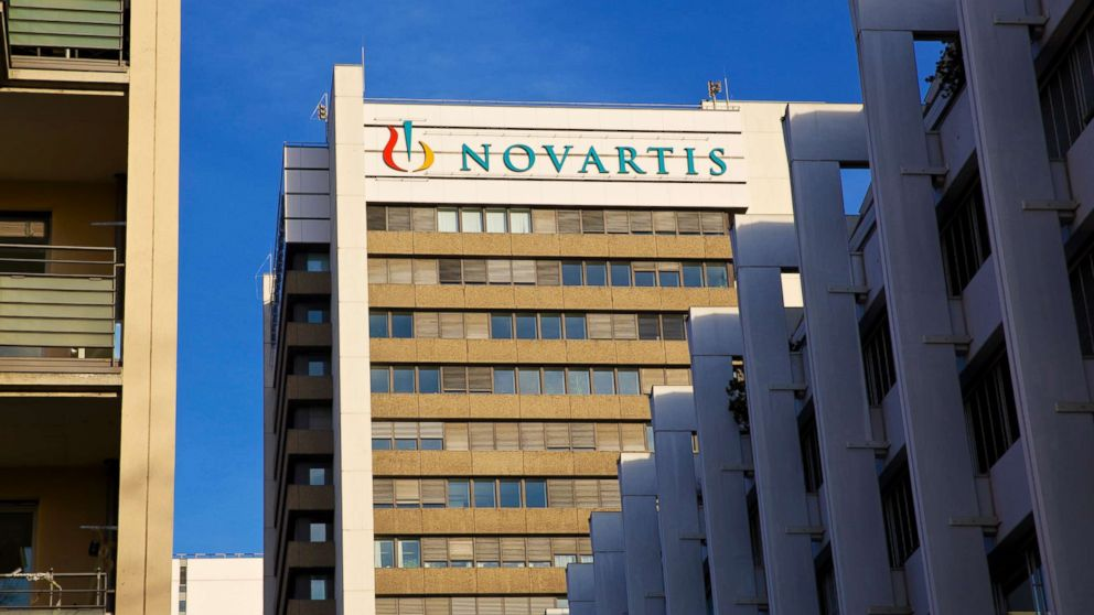The headquarters of Novartis AG is pictured in Basel, Switzerland, Jan. 29, 2014.