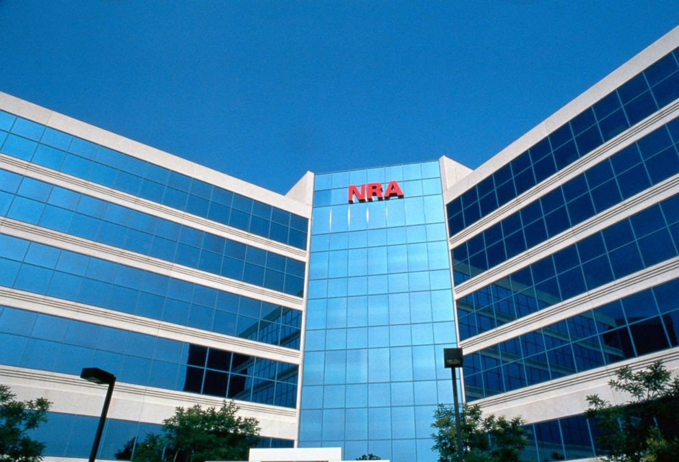 PHOTO: In this undated photo shows the exterior of the Headquarters of the National Rifle Association inFairfax, Va.