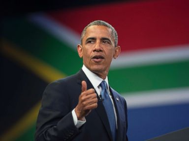 Obama will give speech in South Africa to commemorate Nelson Mandela's legacy | ABC News