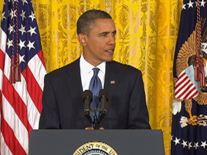 VIDEO: President Obama asks Americans to use Sept. 11 as a day of service.
