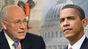 Obama Cheney