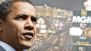 President Obama and Las Vegas