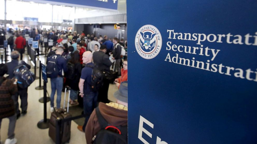 2 TSA officers placed on administrative leave due to 'offensive display' thumbnail