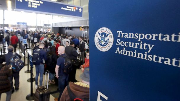 2 TSA officers placed on administrative leave due to 'offensive display'