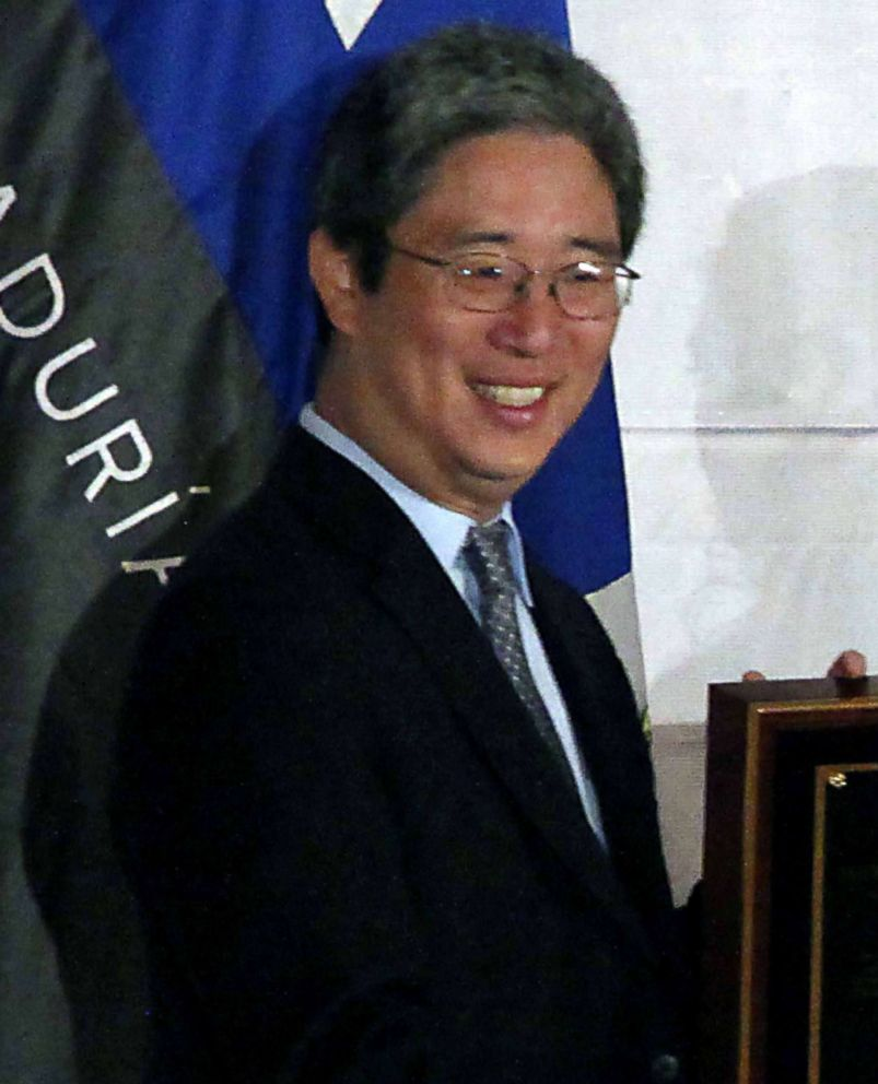 PHOTO: Associate Deputy Attorney General Bruce Ohr, shown in this August 2012 file photo.
