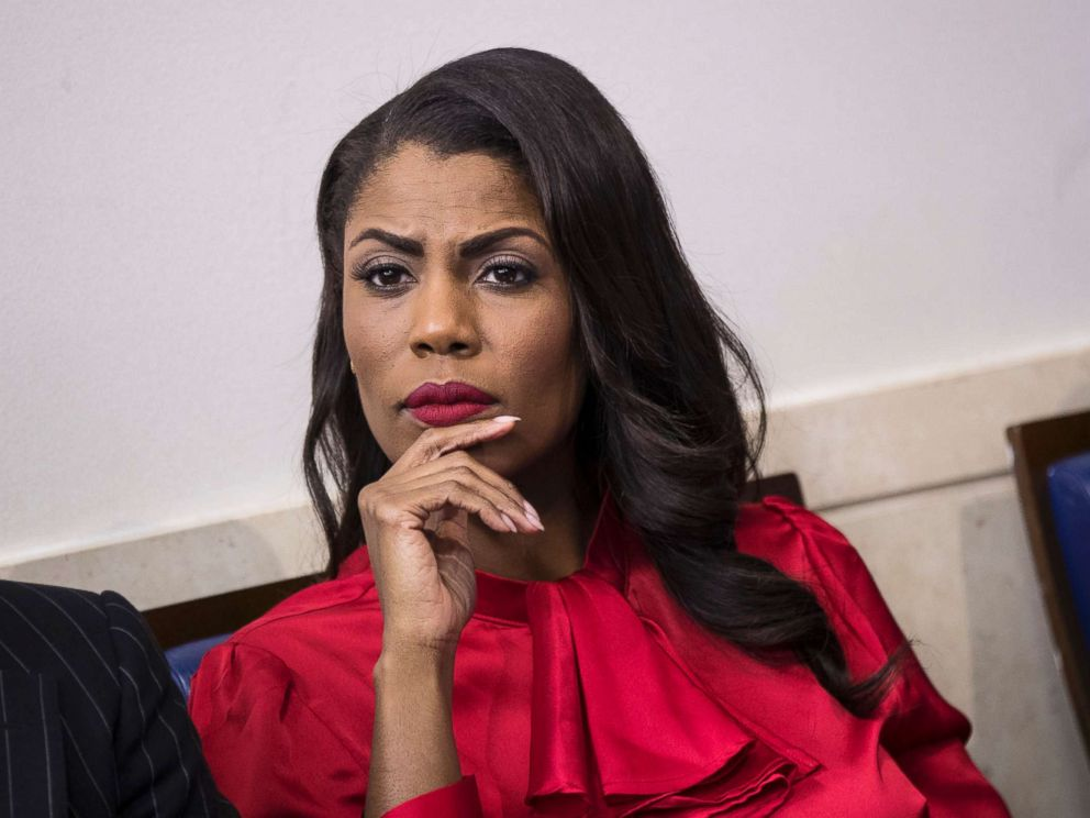 White House blasts Omarosa for recording talks
