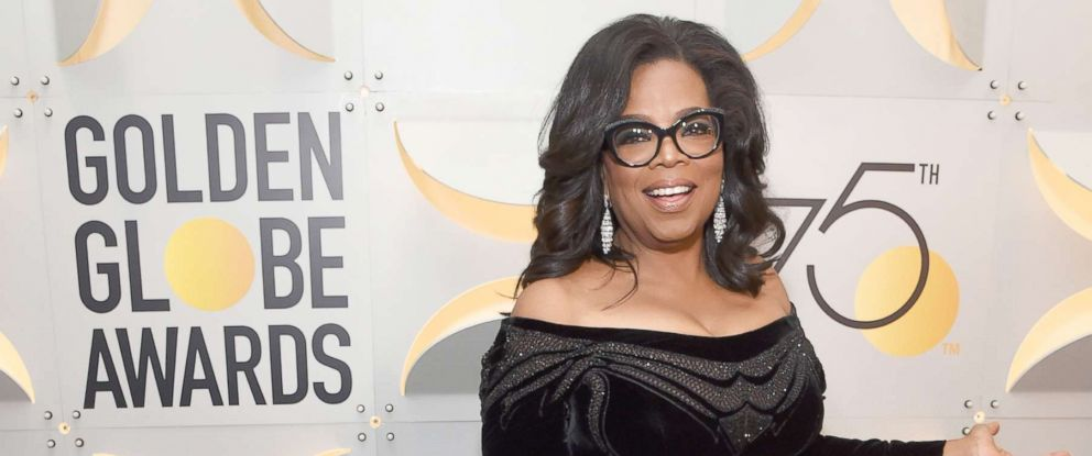 PHOTO: Oprah Winfrey celebrates The 75th Annual Golden Globe Awards at The Beverly Hilton Hotel on Jan. 7, 2018 in Beverly Hills.