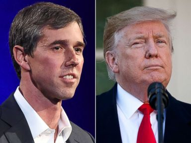 Trump's El Paso visit could provide Beto O'Rourke with his first 2020 moment