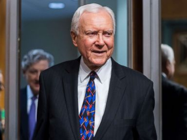 A conservative Republican senator calls for action on 'acute' LGBTQ suicide crisis | ABC News