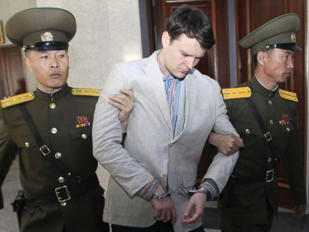 Trump denies paying North Korea $2 million for Otto Warmbier's care