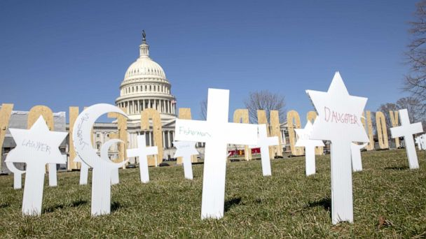 Republican Senate holds gun control hearing as students commemorate 'March For Our Lives' anniversary