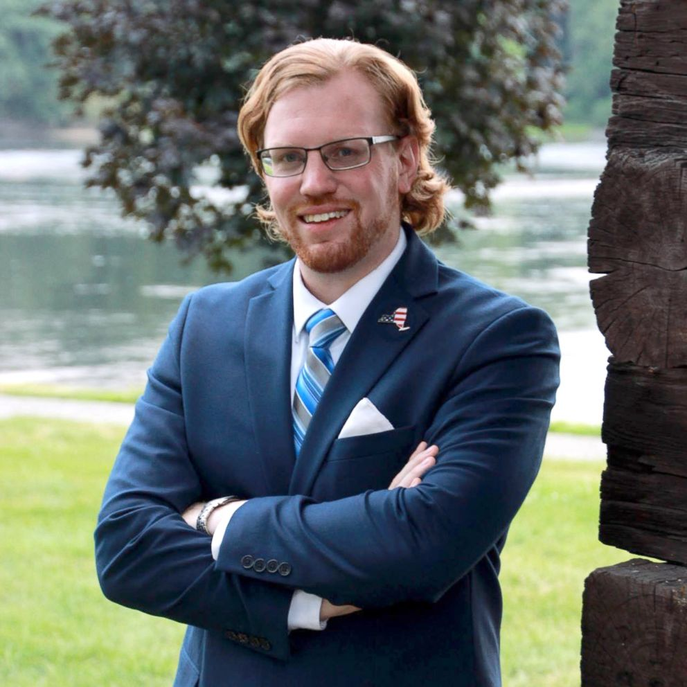 PHOTO: Patrick Nelson in an undated profile photo on Facebook.