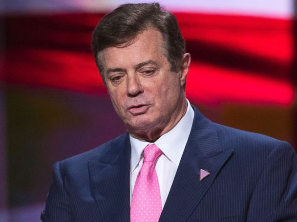 Feds claim evidence of bank fraud by Manafort: Court filing