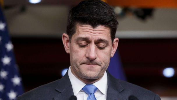 House Speaker Paul Ryan opposes family separation at border