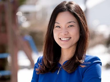 PHOTO: Pearl Kim is a Republican Running for Congress in Pennsylvanias 5th Congressional District.