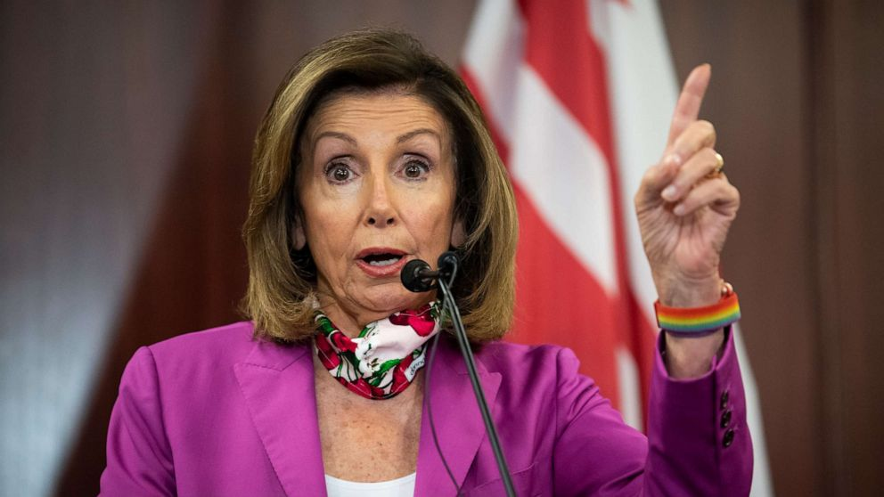 Social media platforms are profiting from COVID-19 misinformation: Nancy Pelosi thumbnail