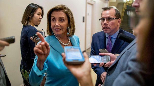 Pelosi works to rein in freshman progressives like Ocasio-Cortez amid intraparty squabbling