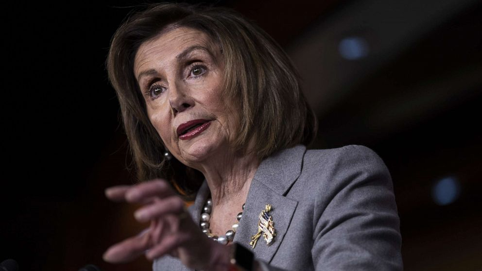 Pelosi on Trump impeachment articles: 'They're very strong'