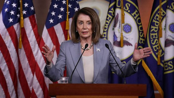 Showdown over Mueller report is a 'constitutional crisis,' Pelosi says, but resists calls to impeach Trump
